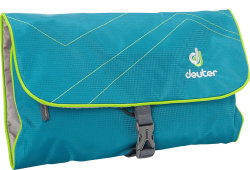 Сумка Deuter Wash Bag II цвет 3214 petrol-kiwi