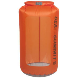 Чехол Sea to Summit Ultra-Sil View Dry Sack Orange, 20 L