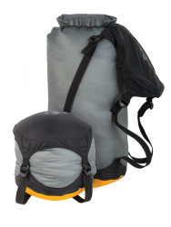 Чехол Sea to Summit Ultra-Sil Compression Dry Sack компрессионный Grey, XS