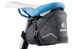 Сумка Deuter Bike Bag I под раму цвет 7000 black