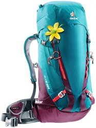 Рюкзак Deuter Guide 30+ SL цвет 3518 petrol-blackberry