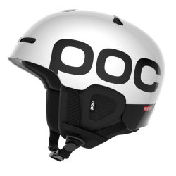Шлем горнолыжный POC Auric Cut Backcountry SPIN Hydrogen White