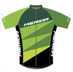 Веломайка Merida SS NIZZA COOLMAX CX green