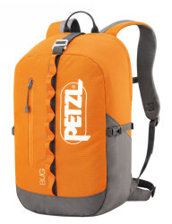Рюкзак Petzl Bug 18l orange-grey