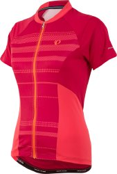 Джерси женский Pearl iZUMi ELITE Escape Short Sleeve Jersey красный