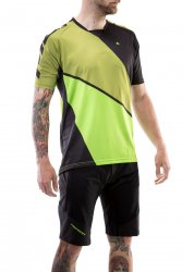 Веломайка Merida ENDURO SS SHORT SLEEVE JERSEY green-green
