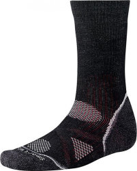 Носки Smartwool PhD Oudoor Heavy Crew (Black)