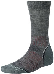 Носки Smartwool PhD Outdoor Light Crew (Medium Gray)