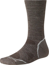 Носки Smartwool PhD Outdoor Light Crew (Taupe)