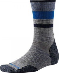 Носки Smartwool PhD Outdoor Light Pattern Crew (Light Gray)