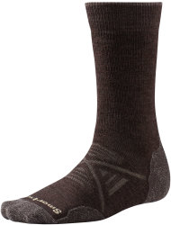 Носки Smartwool PhD Outdoor Medium Crew (Chestnut)