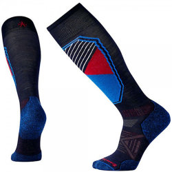 Носки Smartwool PhD Ski Light Pattern (Navy)