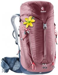 Рюкзак Deuter Trail 28 SL цвет 5322 maron-navy