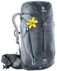 Рюкзак Deuter Trail 28 SL цвет 4701 graphite-black