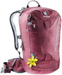 Рюкзак Deuter Freerider Lite 22 SL цвет 5026 maron