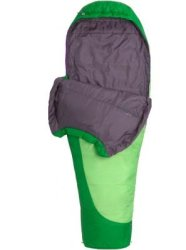 Спальный мешок Marmot Trestles 30 Abstract Green, Left Zip
