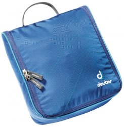 Сумка Deuter Wash Center II цвет 3306 midnight-turquoise