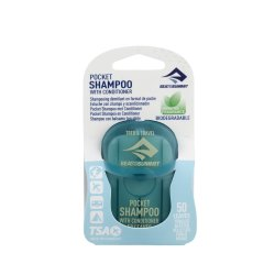 Шампунь Sea to Summit Trek & Travel Pocket Conditioning Shampoo