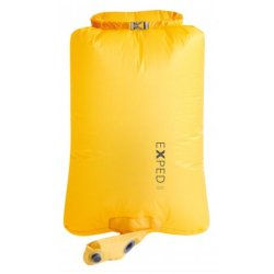 Гермомешок/помпа Exped Schnozzel Pumpbag UL M corn yellow - желтый