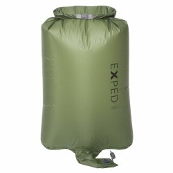 Гермомешок/помпа Exped Schnozzel Pumpbag UL M green - зеленый