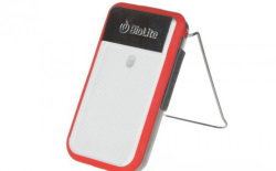 Фонарь-зарядка Biolite Powerlight Mini (Red)