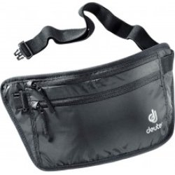 Кошелек Deuter Security Money Belt II цвет 7000 black