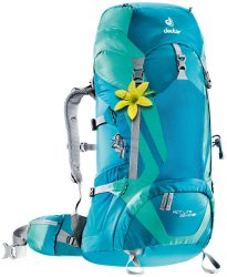 Рюкзак Deuter ACT Lite 35 + 10 SL цвет 3217 petrol-mint