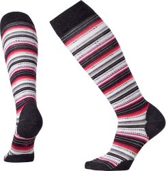 Носки женские Smartwool Margarita Knee High (Charcoal Heather)