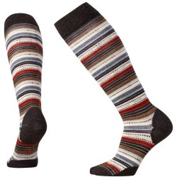 Носки женские Smartwool Margarita Knee High (Chestnut)