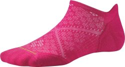 Носки женские Smartwool PhD Run Light Elite Micro (Bright Pink)
