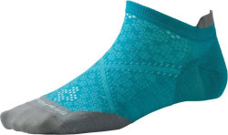 Носки женские Smartwool PhD Run Ultra Light Micro (Capri)