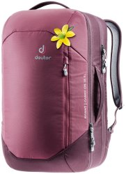 Рюкзак Deuter Aviant Carry On 28 SL maron-aubergine