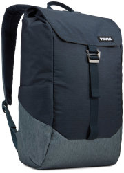 Рюкзак Thule Lithos 16L Backpack Carbon Blue