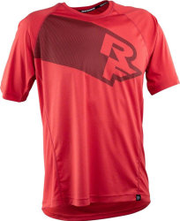 Футболка RaceFace Trigger SS Jersey rouge