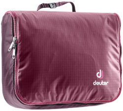 Косметичка Deuter Wash Center Lite II maron-aubergine