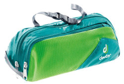 Сумка Deuter Wash Bag Tour I цвет 3219 petrol-spring