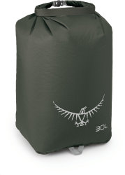 Гермомешок Osprey Ultralight Drysack 30L Shadow Grey - серый