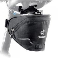 Сумка Deuter Bike Bag Click I под раму цвет 7000 black