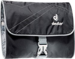Сумка Deuter Wash Bag I цвет 7490 black-titan