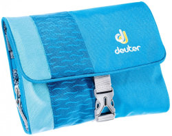 Сумка Deuter Wash Bag I - Kids цвет 3006 turquoise
