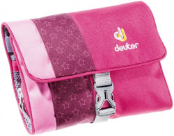 Сумка Deuter Wash Bag I - Kids цвет 5040 pink