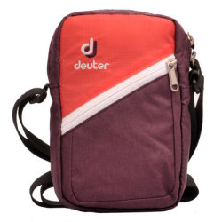 Сумка Deuter Escape I цвет 5554 aubergine-coral