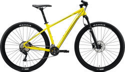 Велосипед Merida BIG.NINE 500 29 glossy bright yellow