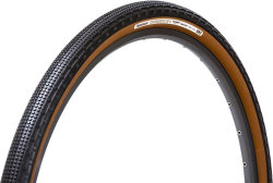 Покрышка Panaracer GravelKing SK+, 700x35C Black/Brown