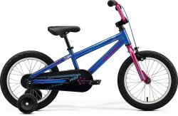 Велосипед Merida Matts J.16 glossy medium blue (berry)