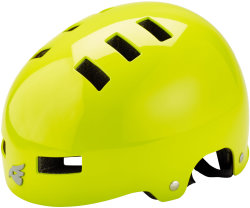 Шлем Bluegrass Superbold safety yellow/black