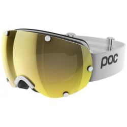 Маска POC Lobes Clarity Hydrogen White/Spektris Gold, One
