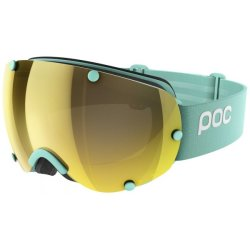 Маска POC Lobes Clarity Tin Blue/Spektris Gold, One