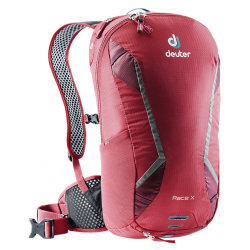 Рюкзак Deuter Race X cranberry-maron (5528)