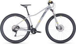 Велосипед Cube Access WS Race grey'n'lime